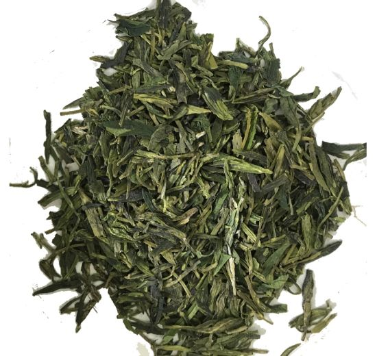 Organic Dragon Well Tea Olj2017C with EU and Nop Standards