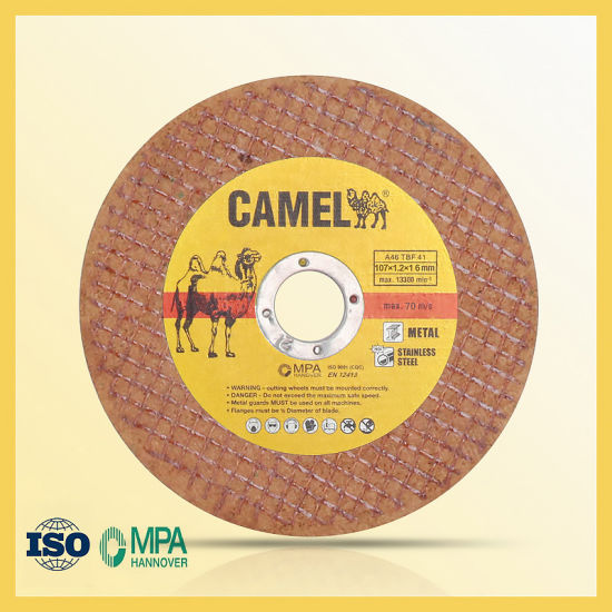 "Best Quality 4"" Super Cutting Disc for Stainless Steel pictures & photos"