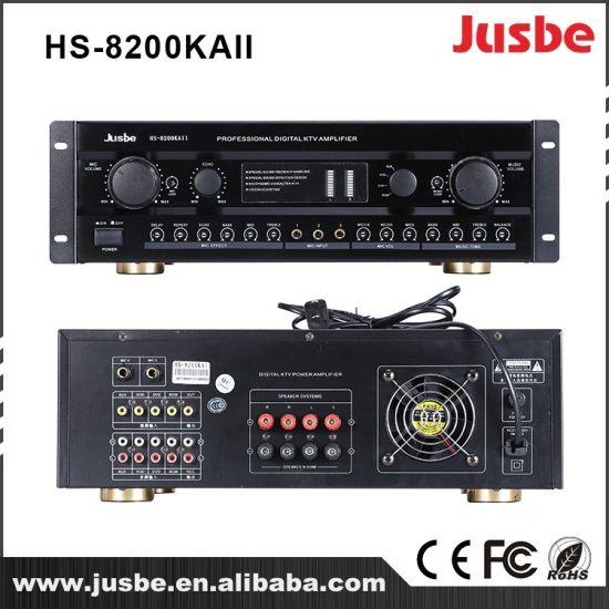 China 200-300 Watts 4 Channel Multimedia Entertainment