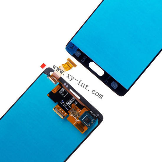 Original Quality Touch Screen for Samsung Galaxy Note5/Note4/Note3/S6 Edge LCD pictures & photos