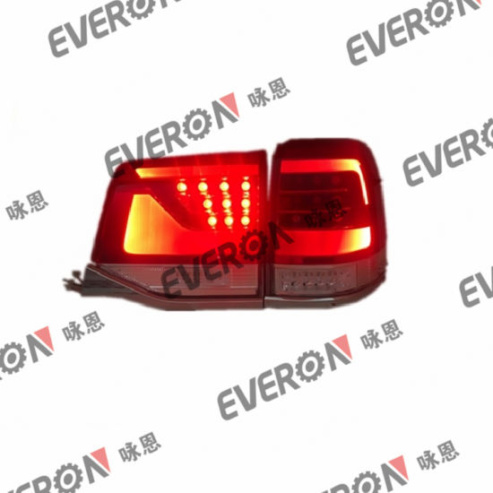Auto Lamp Modified LED Tail Light for 2016-2018 Toyota Land Cruiser