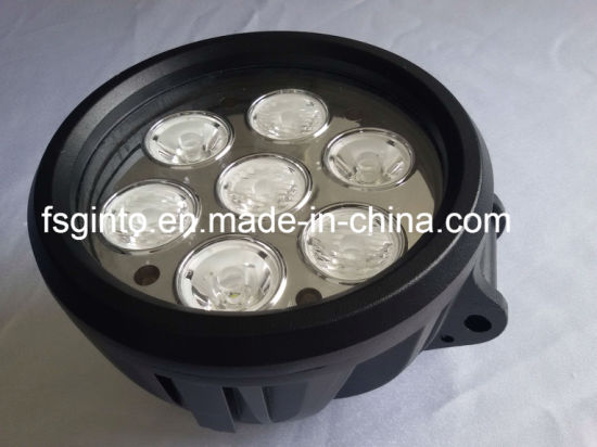 70W Car LED Headlight, Round CREE LED Driving Work Lamp pictures & photos