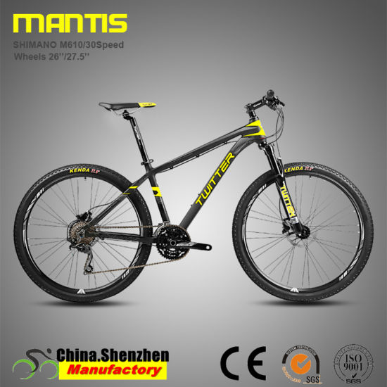 High-Quality M610 30speed Aluminum Mountain Bike 27.5 Bicycle pictures & photos