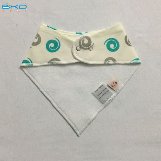 Unisex Baby Accessory Custom Size Baby Bibs pictures & photos