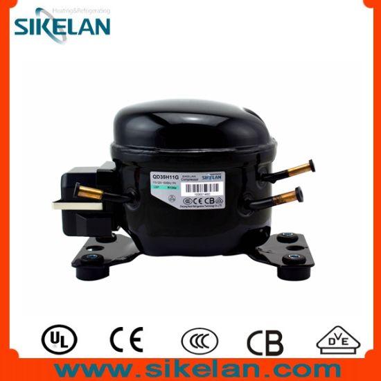 Freezer Compressor Model Qd35h11g, R134A, 115V, 1/9HP, Lbp Type