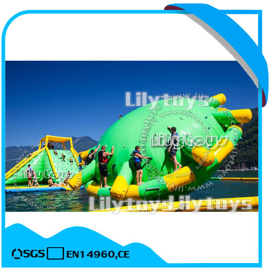 0.9mm PVC Inflatable Jumping Park / Ocean Water Playground for Sale pictures & photos