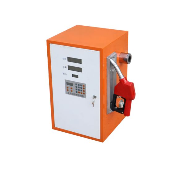 Vechile Dispenser Gas Station CNG Filling Machine Dispenser