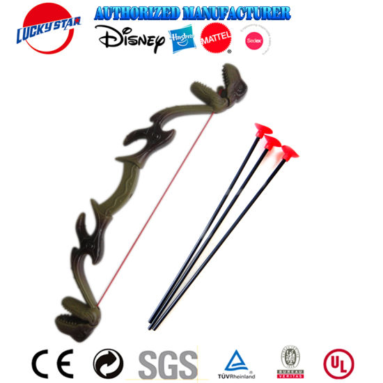 New Promotion Shooting Toy with Bow and Arrow