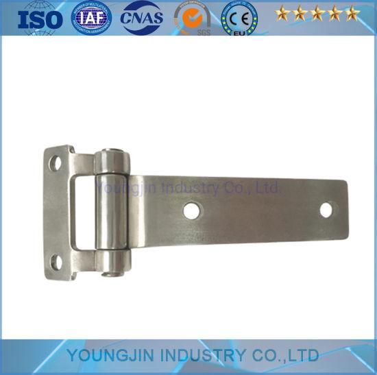 Iron Container Door Hinge with Zinc Coated