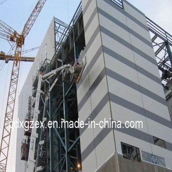 Steel Structure Building for Customized (SS-02)
