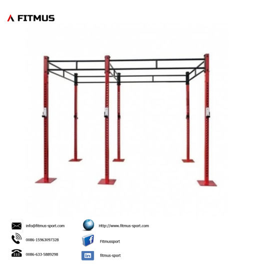 Free Standing Pull up Bar UK Professional Gym Equipment Pull up Rack Crossfit pictures & photos