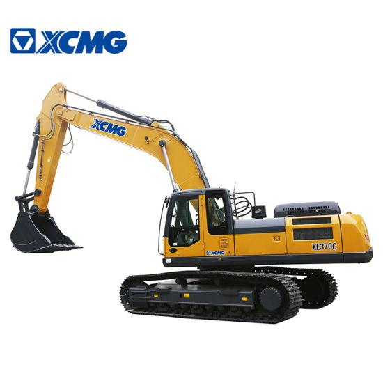 XCMG Crawler Excavator Xe370ca 37 Ton RC Hydraulic Excavator for Sale