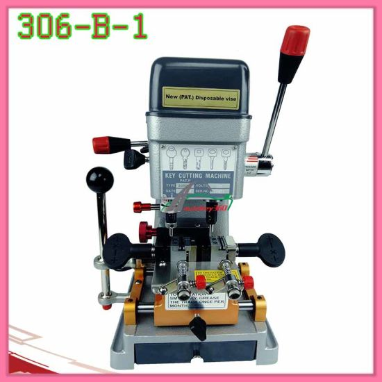 Locksmith Key Cutting Machine for Laser Key 306b-1 pictures & photos