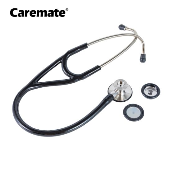 Medical Portable Multifunctional Dual Head Stainless Steel Class II Stethoscope