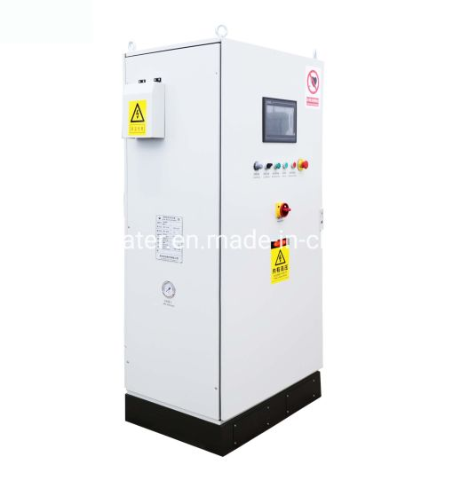 Metal Heat Treatment with Induction Heating Quenching Hardening Forging Welding Machine