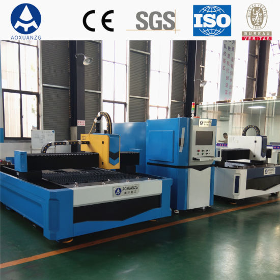 1000W/2000W/3000W/4000W CNC Fiber Laser Cutting Machine for Cutting Metal, Carbon Steel Laser