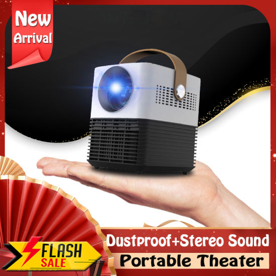Home Theater Portable Projector LCD Projectors Basic Version Android Mini Projector