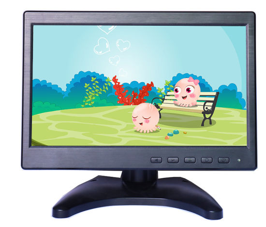high-Definition Commercial Advertising Machine White 10-inch Multifunctional L-Type Touch All-in-one Machine 1280 /× 800 Resolution