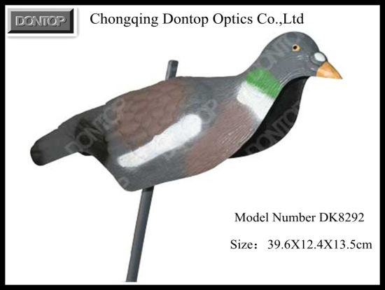 China Cheap Decoys Pigeon For Hunting And Gardeon Decoration Dk8292