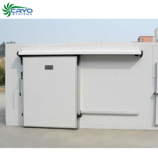 Produce Commercial Storage Walk in Cooler Cuarto Frio Fur Storage Room