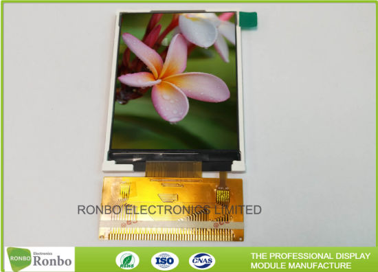 Customized TFT LCD Screen 3.2 Inch 240X320 Small LCD Display Panel with MCU & RGB Interface