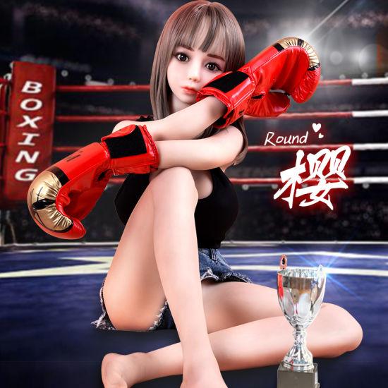 130cm Boxing Girl Life Size Man Masturbator Sex Toy