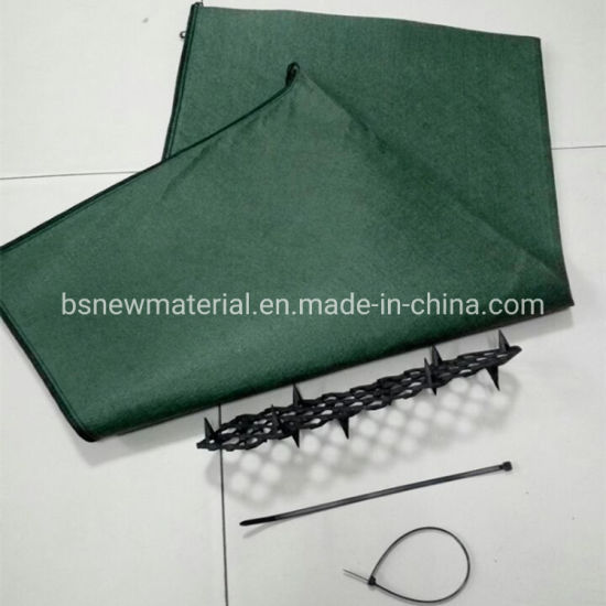 PP Non-Woven Ecological Geo Textile Sand Bag for Road Slope Protection, Good Price