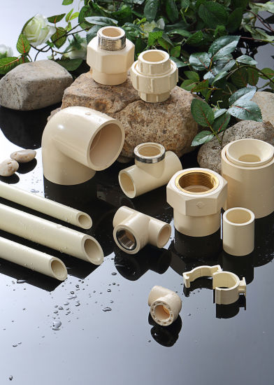 Made in China Certified Plastic Fitting Manufacture ASTM D2846 Eracpvc/Plastic/Pressure Fittings for Hot and Cold Water