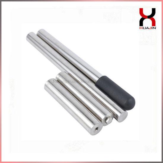 Permanent Neodymium Bar Magnet Filtering for Iron Removing/Ceramic/Plastics/Water Treatment Magnetic Bar