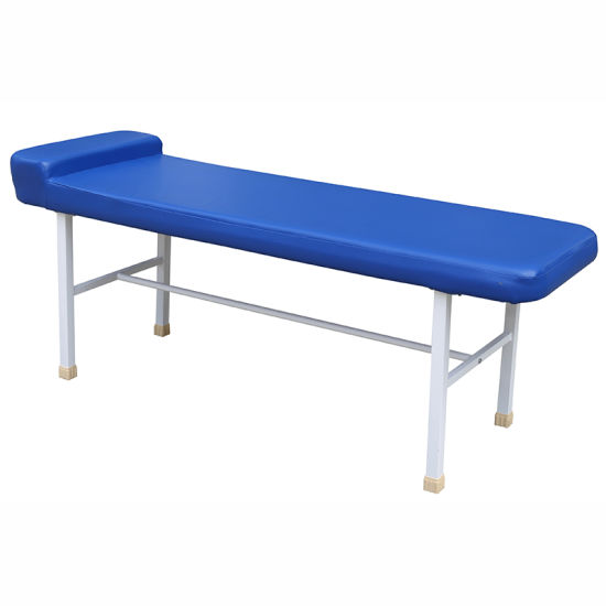 Powder Coated Steel Portable Gynecological Exam Table pictures & photos