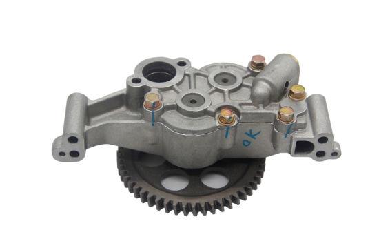 65.05100-6188 DV11 Doosan Engine Oil Pump for Bus/Excavator/Truck/Generator Part