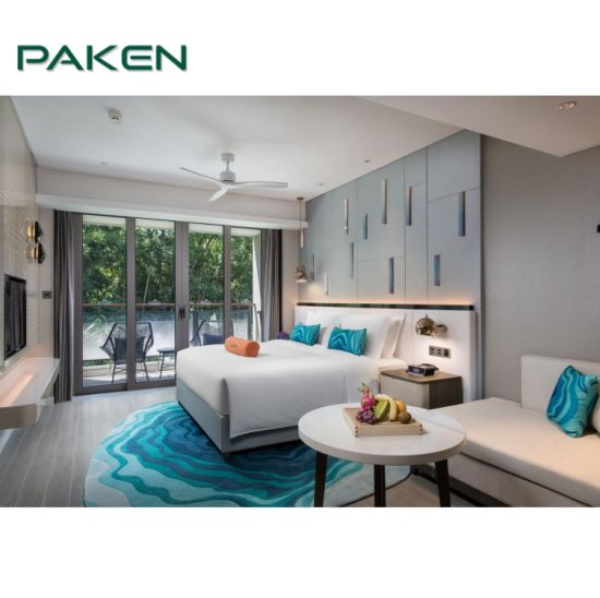 Customized Bedroom Furniture for 5-Star Luxury Hotel