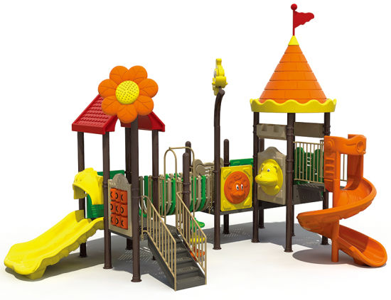 The Most Fashionable Series Amusement Outdoor Playground Equipment for Kids