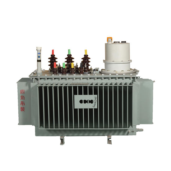 High Voltage Transformer Dry Type Electric Power Transformer
