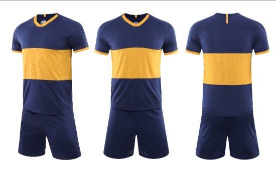 19/20 Boca Junior Soccer Wear Jerseys, Men Soccer Unifroms