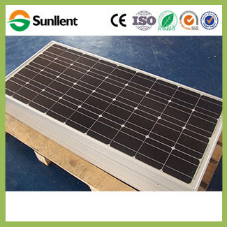 110W Mono Crystalline PV Solar Panel for Solar Street Lighting System pictures & photos