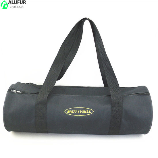 Champion Sports Duffle Bag with Hook & Loop Mesh Side for Air Through