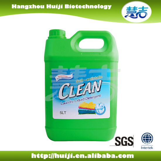 Wholesale Private Logo 5L Laundry Detergent pictures & photos
