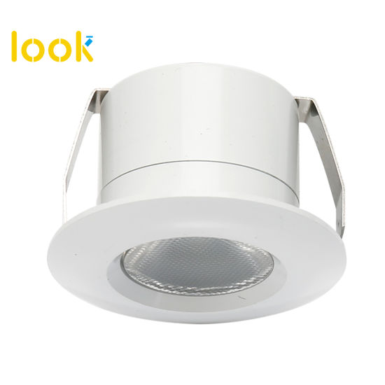 Ceiling Fitting Light 1.5W LED Downlight Museum Display LED Lamp