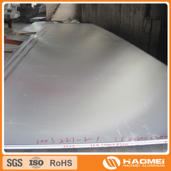 Building Material Aluminum Alloy Sheet/Aluminium Plate/Coil for Curtain Wall (1100 1050 1060 1070) pictures & photos