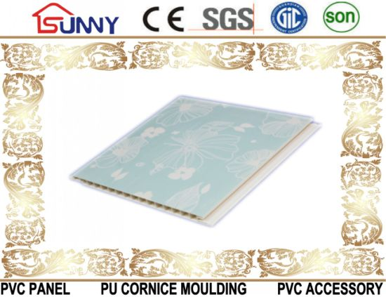 PVC Ceiling PVC Wall Panel for Interior Decoration pictures & photos