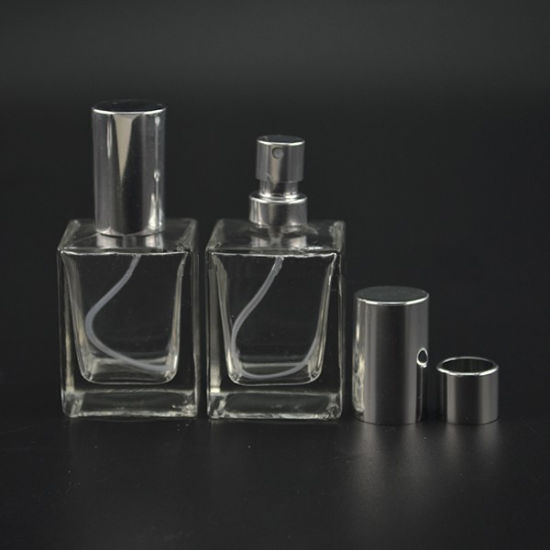 30ml 50ml 100ml Crystal Empty Glass Perfume Bottles with Sprayer China Manufacturer pictures & photos
