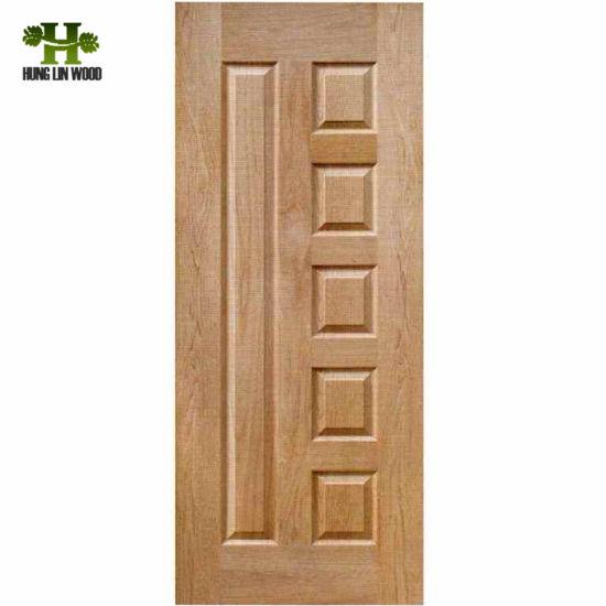 Wood Veneer Door Skin For Supplier