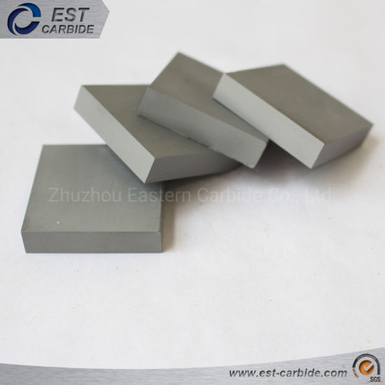 Solid Tungsten Carbide Plates for Cutting Tools