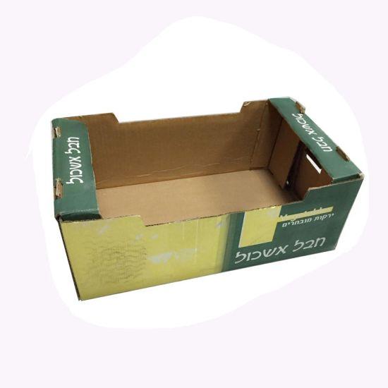 Custom Made Strong Corrugated Fruit Box