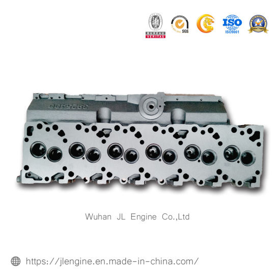 6b 5.9L Cylinder Head for Construction Machinery Engine 3966452 3966454