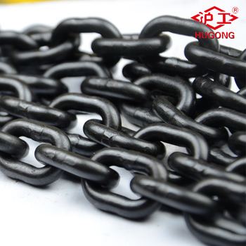 Wholesale Hard Grade 80 Link Chain for Hoist Lifting pictures & photos