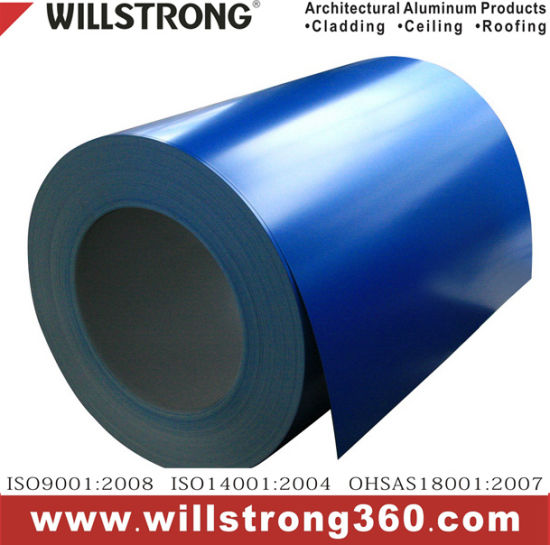 Color Coated Aluminum Coil for ACP Sheet Part pictures & photos