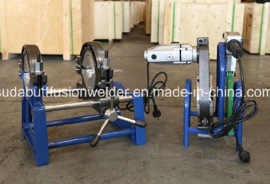 Small Size Polyethylene Plastic Pipe Fusion Machine pictures & photos