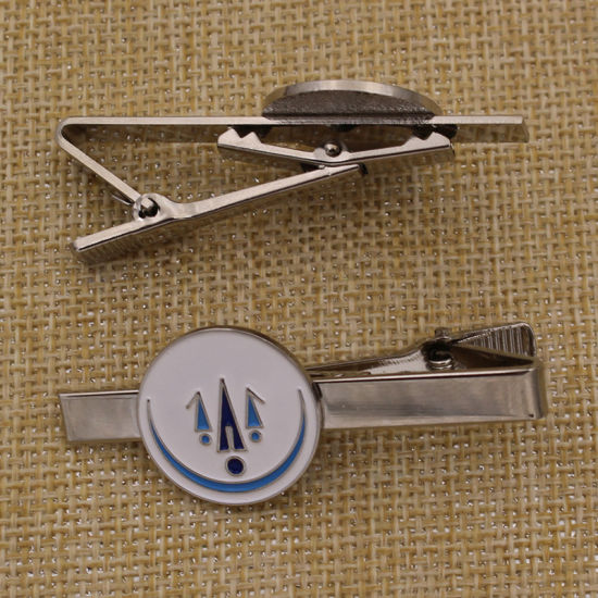 74e14be4ac80 China Custom Soft Enamel Metal Tie Clip for Men - China Clips, Tie Clip